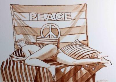Peace Sleeps