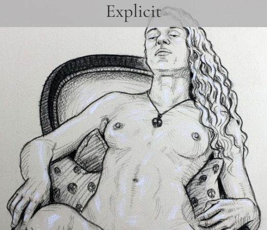 Explicit Art by Will Mitchell