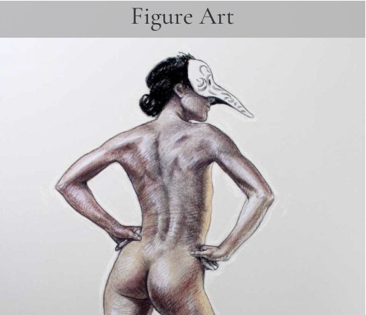 Figure Art by Will Mitchell