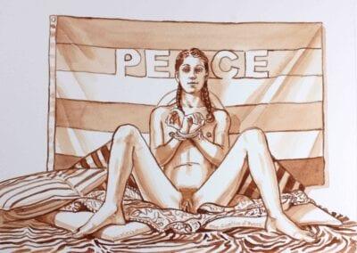 The Captive of Peace